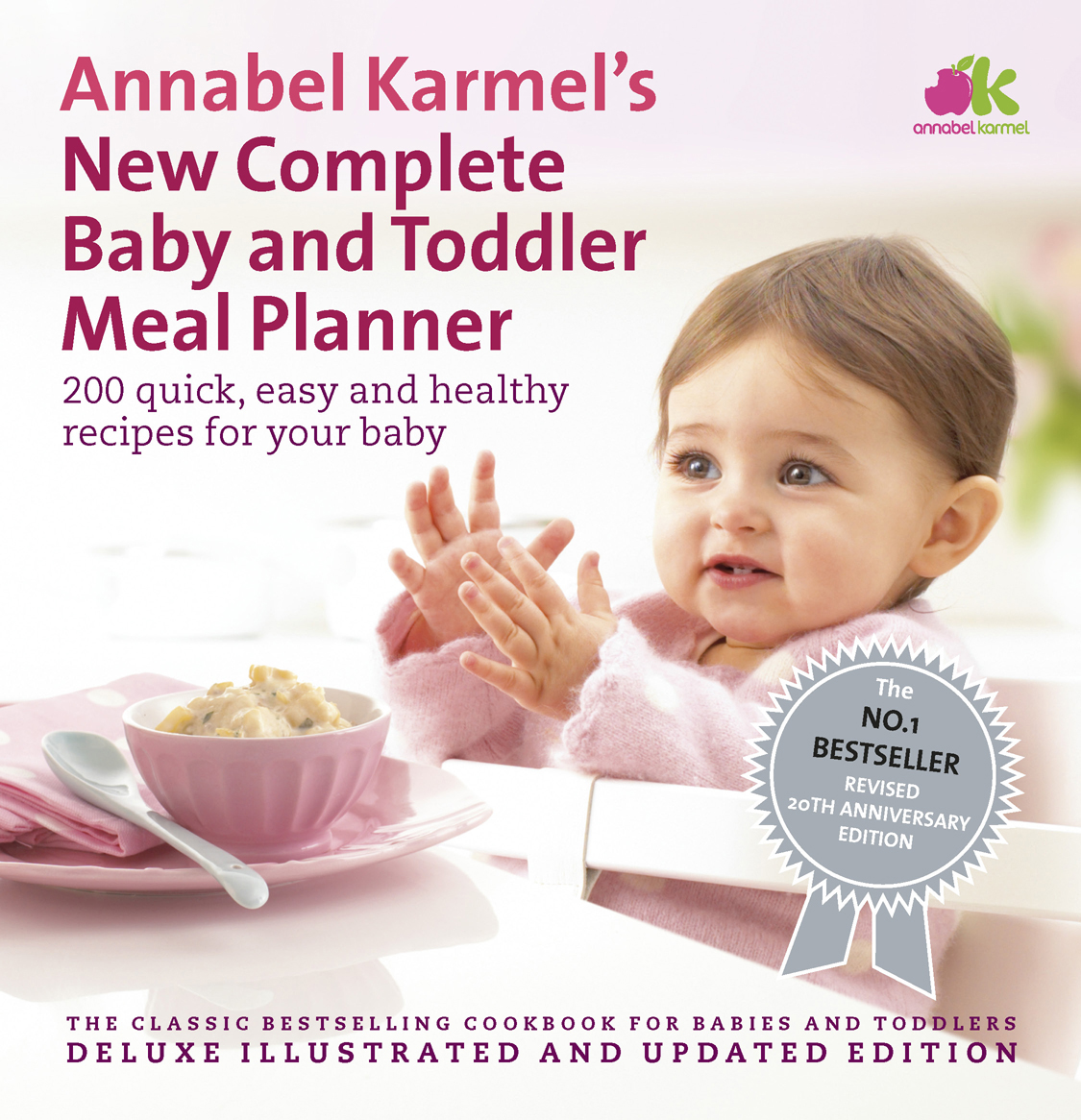 Annabel karmel new complete baby toddler meal planner giveaway i have been a nanny for 13 years and the one book i always return to when it comes to childrens recipes is the new baby toddler meal planner by annabel forumfinder Image collections