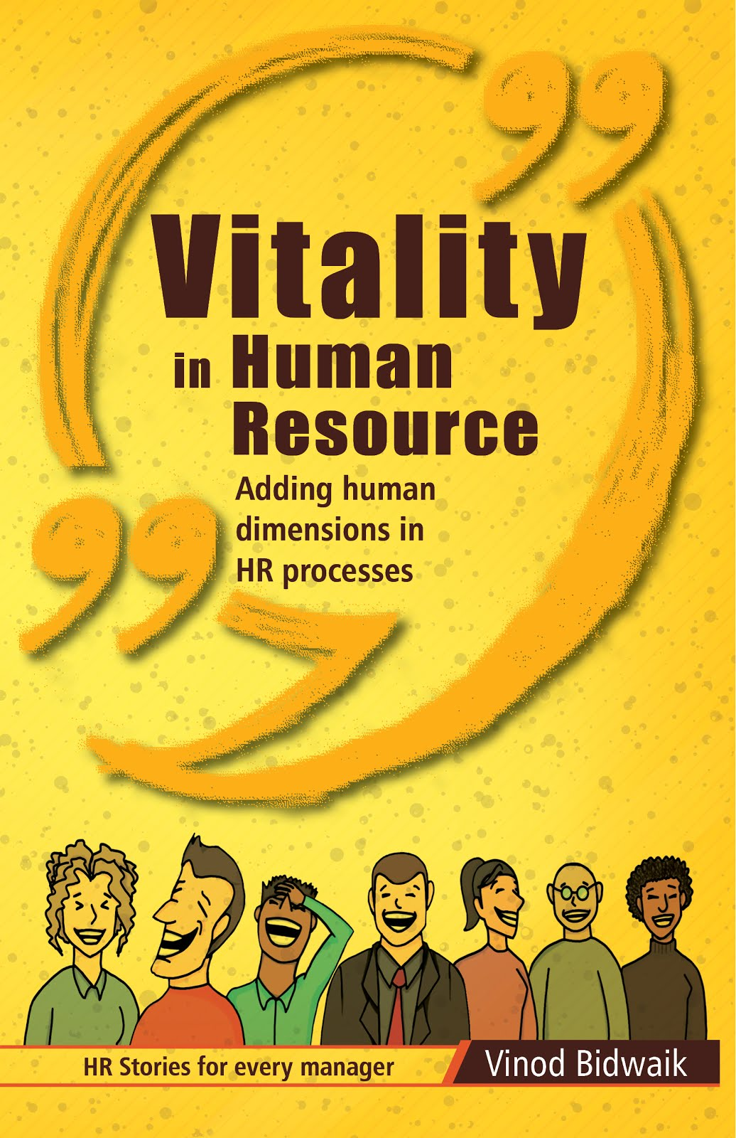 Vitality in Human Resource