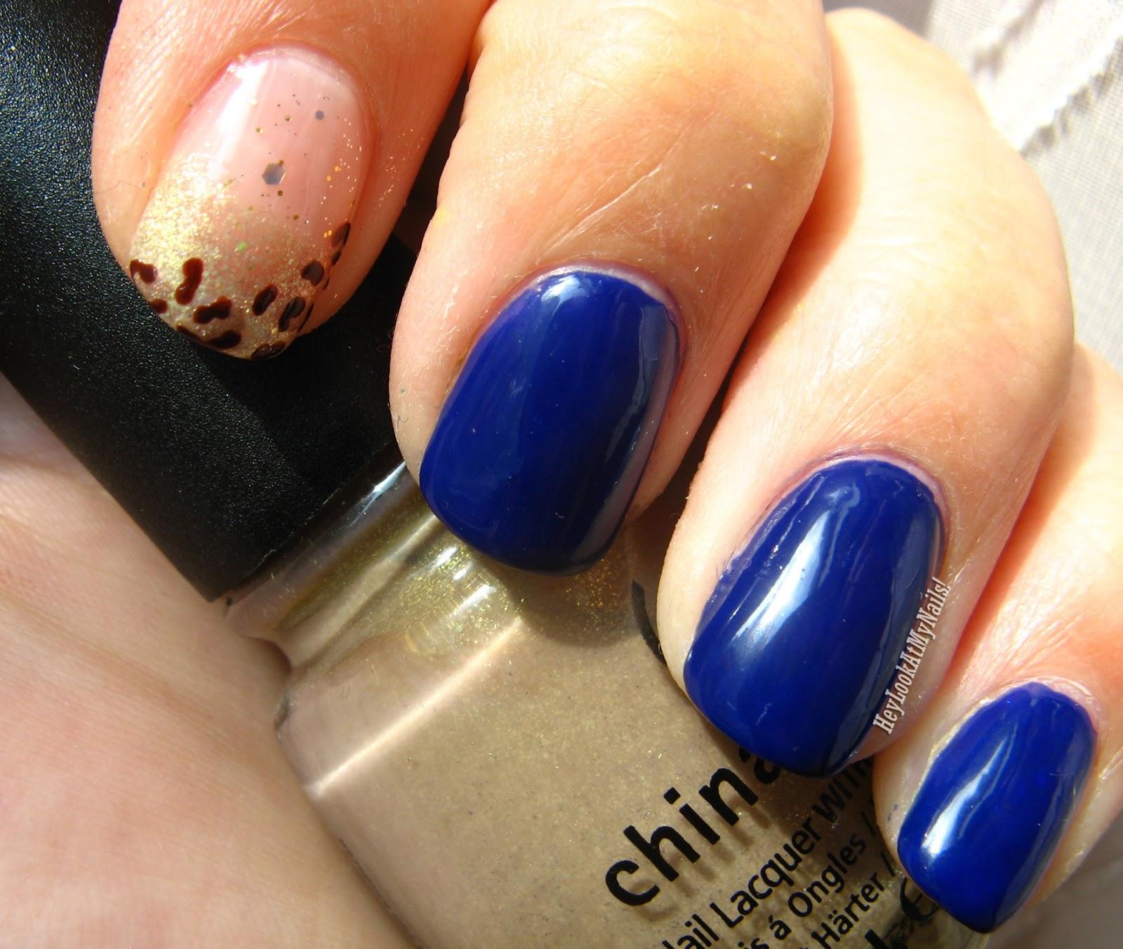 Hey, Look At My Nails!: \