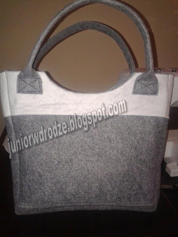 Filcowa torba