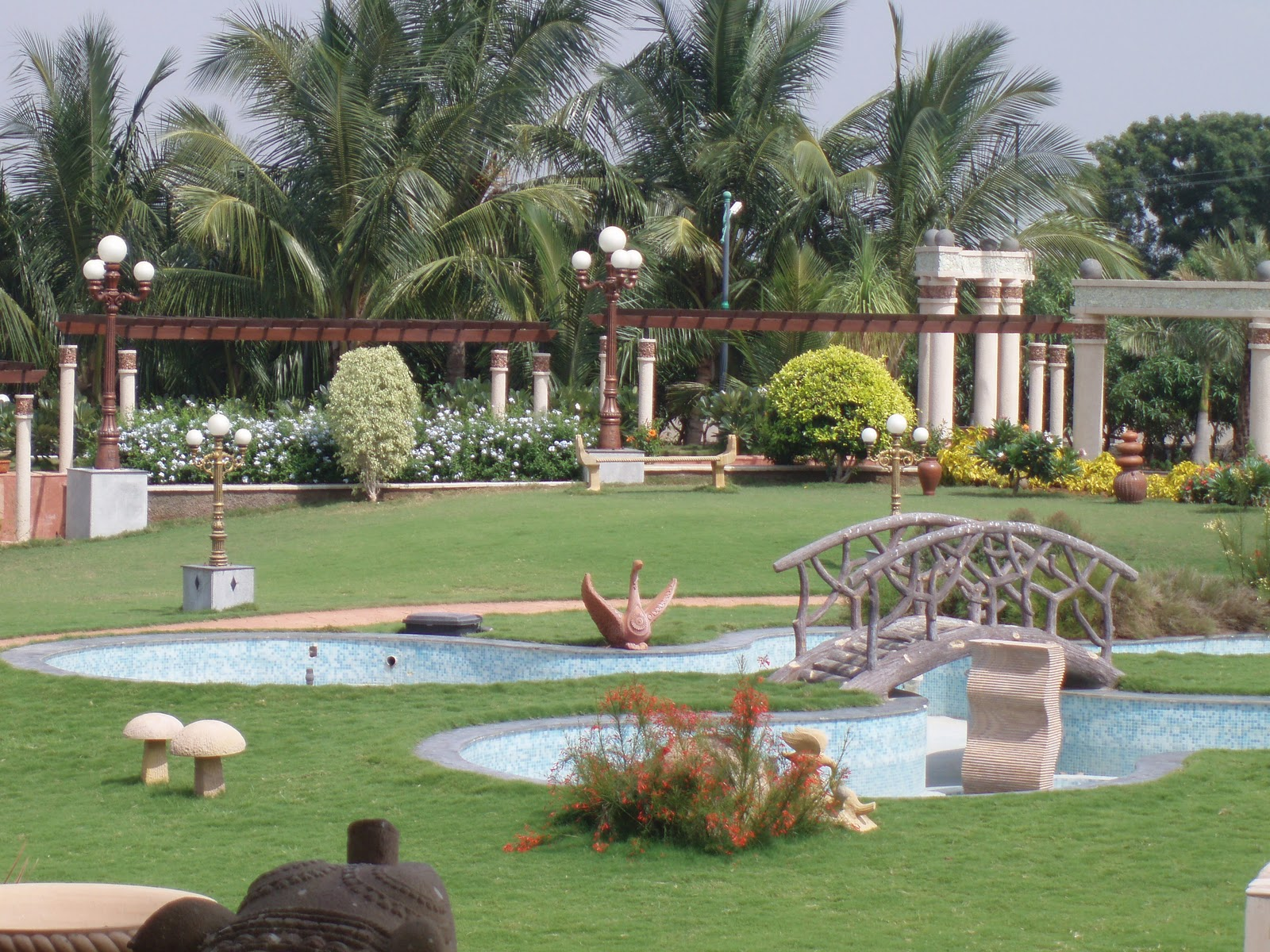 Leading landscape architects in india for Landscape architects in india