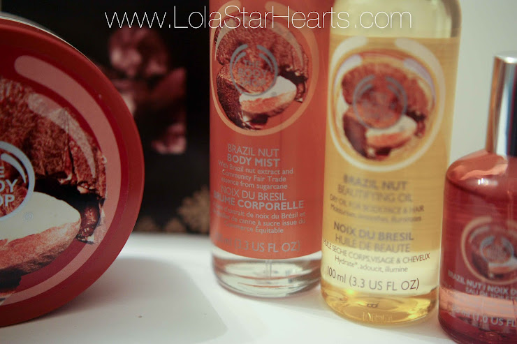 UK beauty blog lolastarhearts