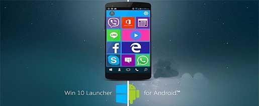 Win 10 Launcher : Pro Apk v1.5