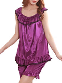 Model daster dan piyama baju tidur wanita terbaru