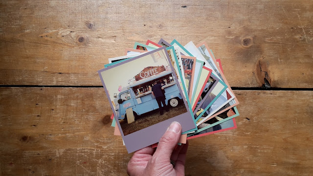 Vintage Polaroid Style Snaps from Square Snaps {Review & Giveaway{ // 76sunflowers