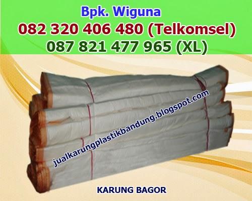Jual Karung Bagor, Karung Bagor Bandung, Pabrik Karung Bagor