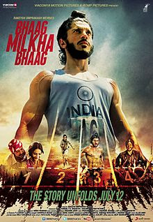 Bhaag Milkha Bhaag (2013) Hindi Movie Release Date