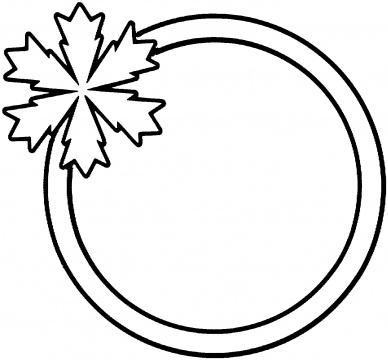 Coloring pages for kids circle shape coloring pages for Circle coloring page