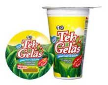 teh gelas