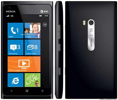 Nokia Lumia 900, Lumia 900