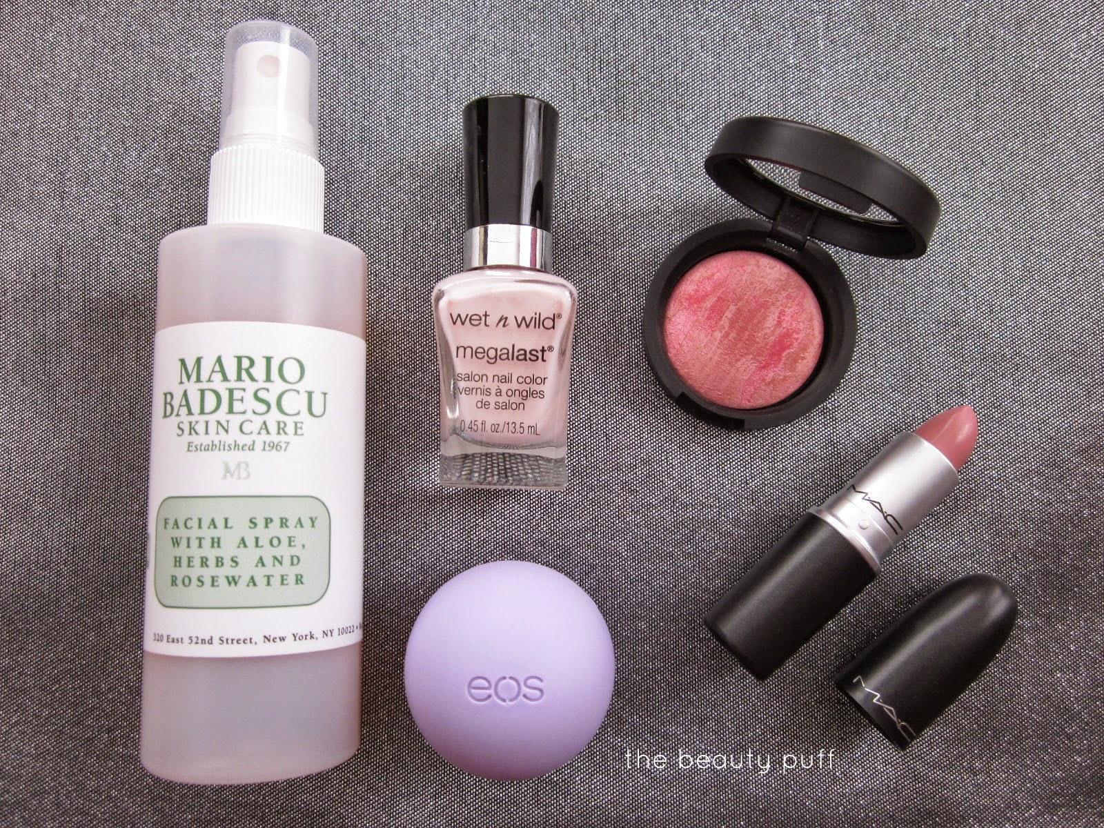 mario badescu facial spray - the beauty puff