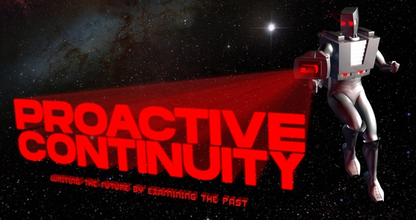 Proactive Continuity - Writing the future by examining the past