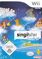 Singstar: Best of Disney – Wii