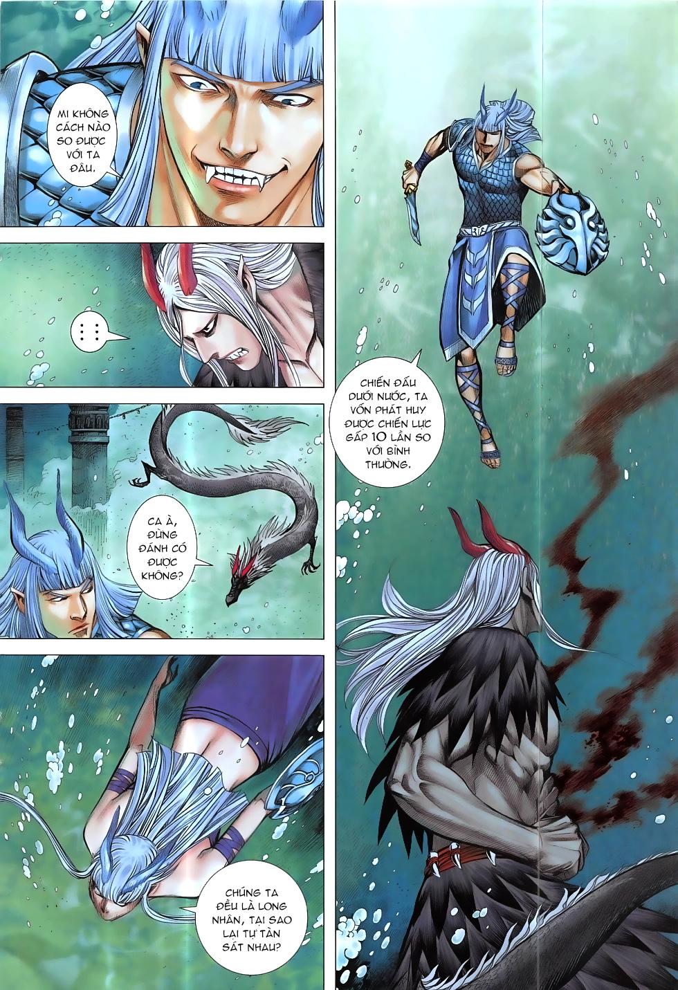 Tây Du chap 30 page 18 - IZTruyenTranh.com