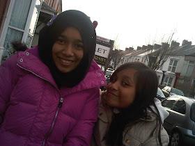My lovely girls - Alia & Afie