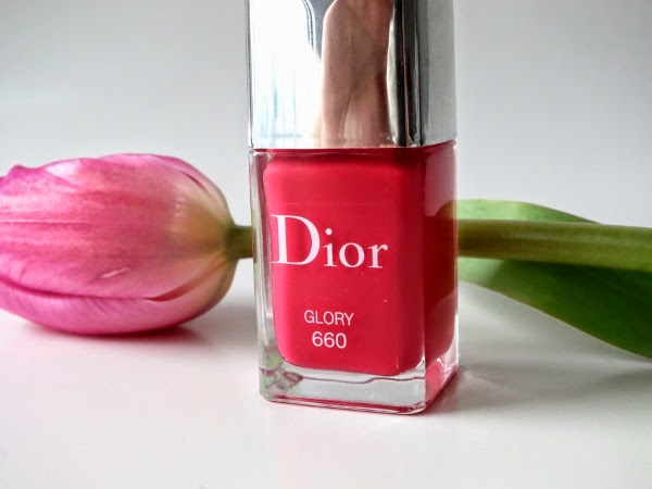 Dior Vernis Gel Shine in 'Lady'