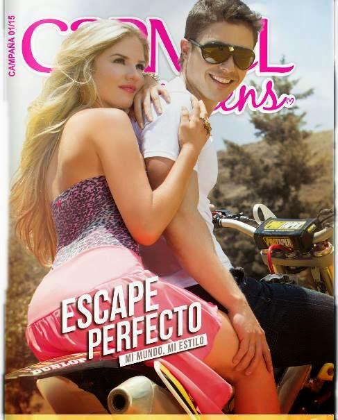 Carmel teens Campaña 1 2015