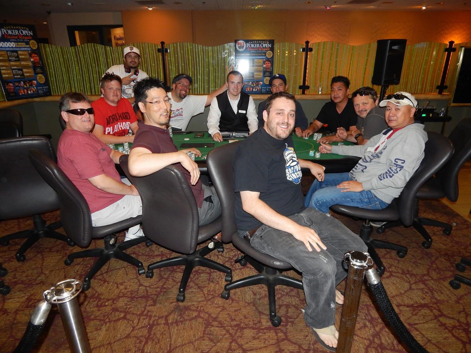 Sacramento ca poker tournaments