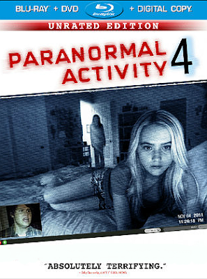 Filme Poster Atividade Paranormal 4 UNRATED BDRip XviD & RMVB Legendado
