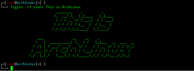 Fortysomething geek pimp and personalize your terminal prompt for Ascii text decoration