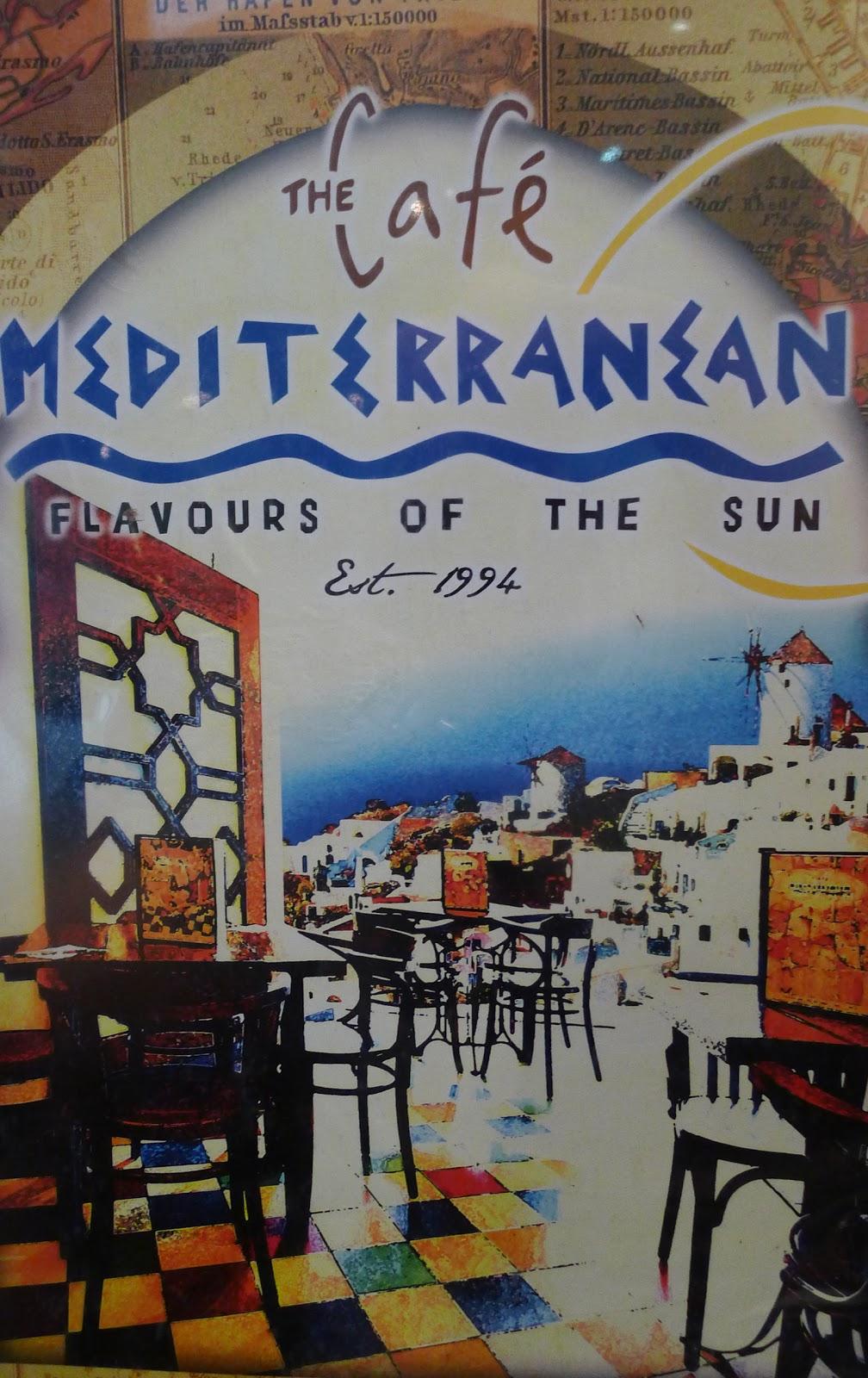 Cafe Mediterranean Menu Greenbelt