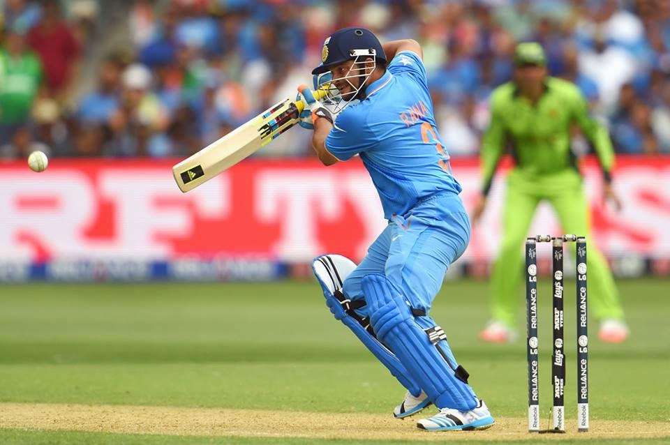India vs Pakistan World Cup Suresh Raina