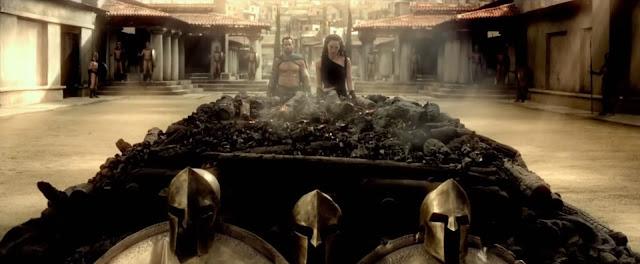 300 L'alba di un impero - Temistocle, Gorgo e i resti dei 300