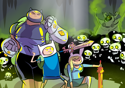 Things To Do In LA: Adventure Time Season 3 Start!