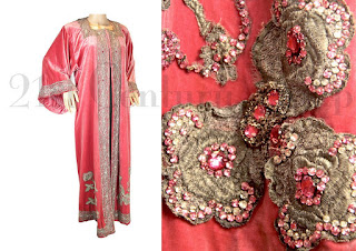antique fashion clothing vintage style