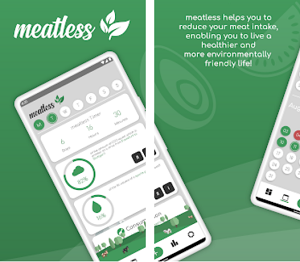 Lifestyle App of the Week - meatless
