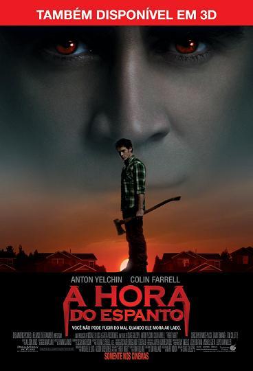filme a hora do espanto poster cartaz