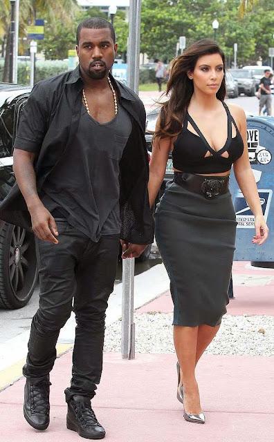 Gambar orang negro Kanye West