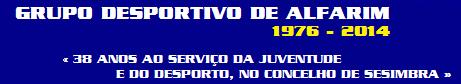 Grupo Desportivo de Alfarim