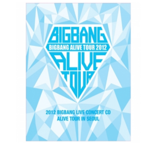 Big Bang - 2012 Big Bang Live Concert (Alive Tour In Seoul)