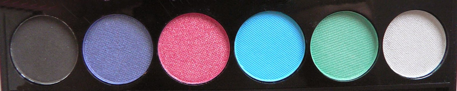 Review, swatch, sleek, candy, eyeshadow, oogschaduw, palette