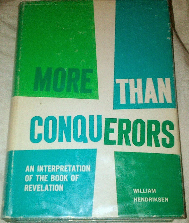 http://www.amazon.com/More-Than-Conquerors-Interpretation-Revelation/dp/0801057922