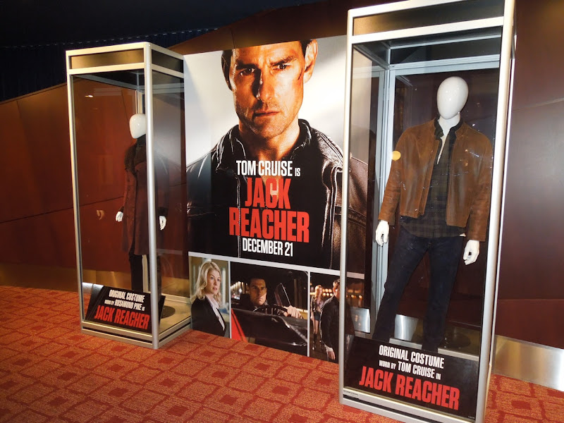 Jack Reacher movie costumes