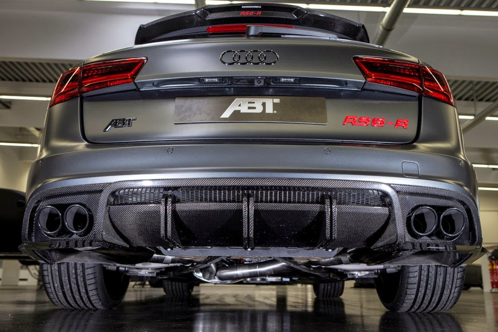 730hp Audi RS6-R Avant by ABT Price, Specs, Release Date, Interior ...