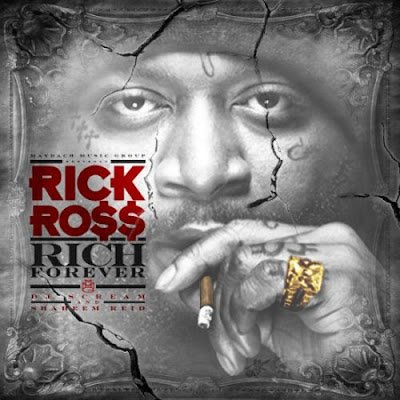 Rick Ross - Keys To The Crib