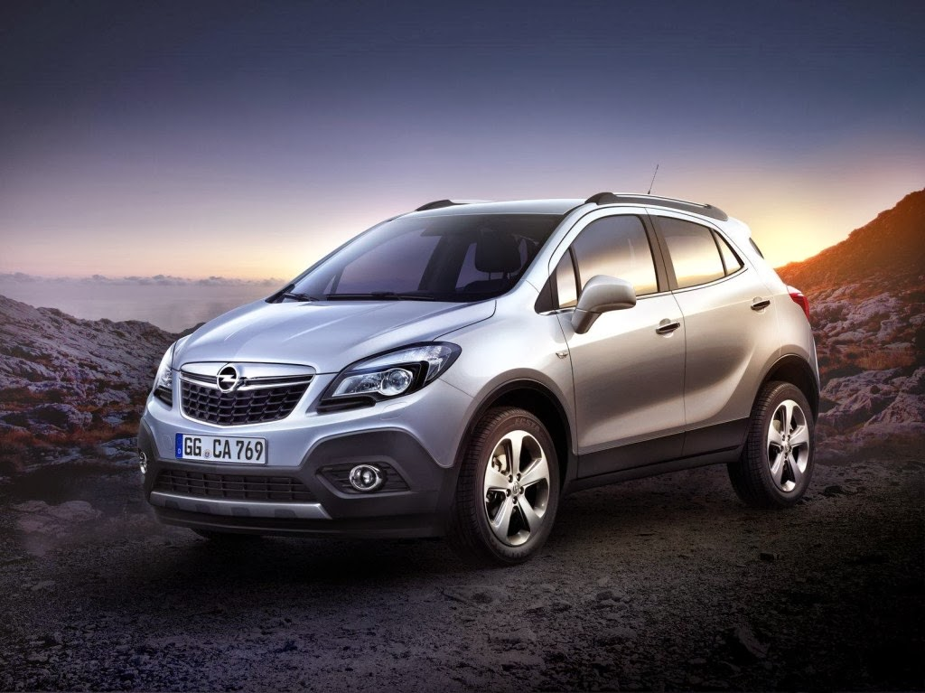 Chevrolet Trax Pictures
