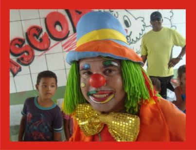 Escola + Feliz - Gincana