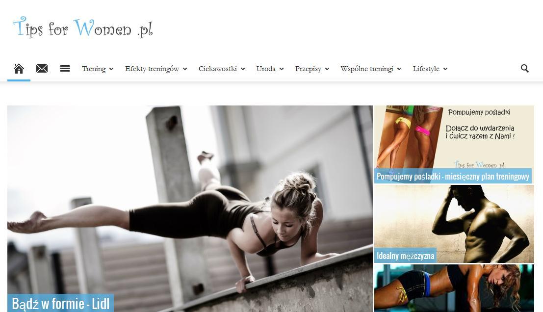 http://tipsforwomen.pl/