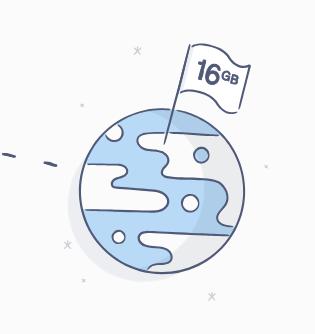 Ottieni fino a 16 GB di spazio Dropbox gratuito!