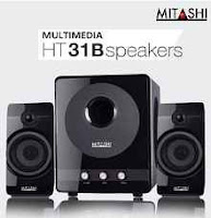 Buy Mitashi HT 31 B 2.1 Home Theatre With 2200w at Rs.1076 : Buytoearn