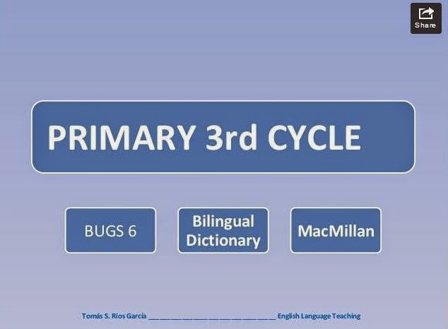VOCABULARY_6th PRIMARY_Bugs6