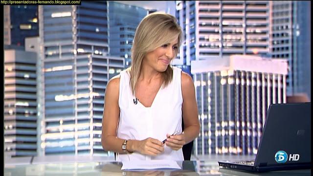 Angeles Blanco Informativos Telecinco