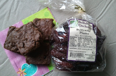 prune brownies