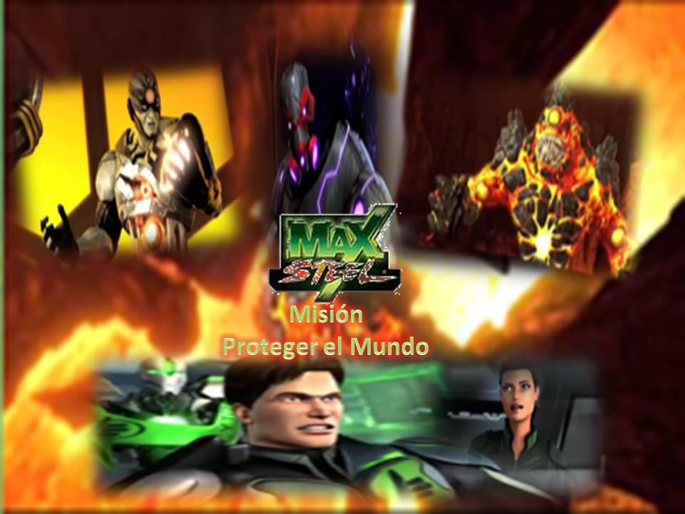 Max Steel Misión: Proteger el Mundo