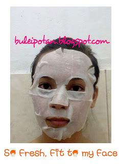 masker korea NUFACE Facial Mask