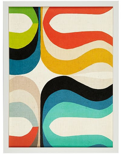 Wall Decor John Lewis : Print pattern wall art john lewis house